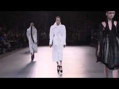 Thierry Mugler Fall 2012/2013 Full Fashion Show #PFW