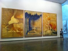 Sigmar Polke - We are going to this exhibition at the Tate Modern this week - it ends 8th Feb 2015