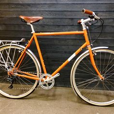 94dc248ade5 Handsome | Bikes for a lifetime. Bike StuffCustom BikesCool BikesButler SaddlesMudHandsomeCyclingHoney. RAL 2010 with Brooks ...