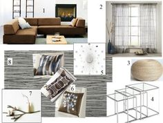 gray and brown color scheme - Google Search