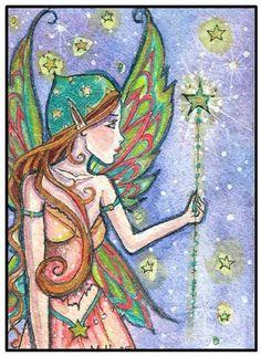 Molly Harrison Magic Wand Fairy