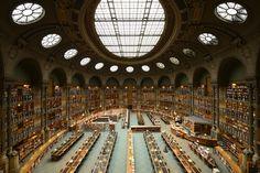 sample image from nikon d800  Photographer: Benjamin Antony Monn  Location: Bibliothèque nationale de France