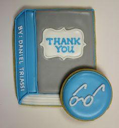 Sugar Mama Cookies: Book Cookies