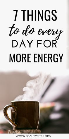 How To Have More Energy Focus - Beauty Bites Wellness Fitness, Wellness Tips, Fitness Tips, Health And Wellness, Health Fitness, Fitness Routines, Healthy Women, Healthy Tips, How To Stay Healthy