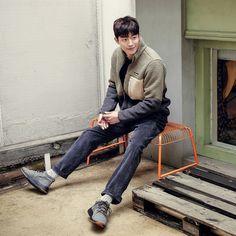Nam Joohyuk, Weightlifting Fairy Kim Bok Joo, Joo Hyuk, Weight Lifting, Crushes, Hipster, Celebs, Cute, Style