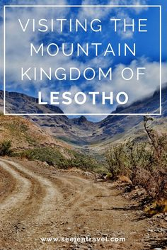 A Guide to Road Tripping the Mountain Kingdom of Lesotho.  Click through to read the full post!