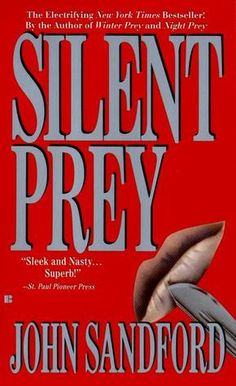 Silent Prey (Lucas Davenport, #4) Bekker is arguably the best villain in the Lucas Davenport series. this is the second book in a two book character run. should be read as EYES OF PREY/ SILENT PREY for best result.
