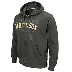 White Sox zip-up - Hope I get the chance to bundle up and watch some postseason games at the Cell! Go Sox!