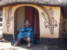'Basotho' tribe village - Picture of Lesedi Cultural Village, Lanseria - Tripadvisor My Heritage, African Beauty, World Cultures, Old And New, South Africa, Trip Advisor, Pictures, Homeland, Cottages