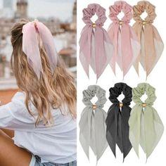 handmade rustic retro linen accessories green hairbands ponytail. Hair accessory womens scrunchies purple teens haircare ladies hairties