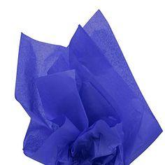 Option for Blue Tissue Paper; week 4
