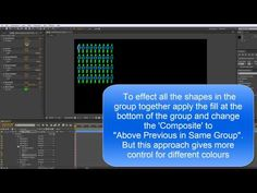 ▶ AE Basics 65: Expression Controllers PART TWO - YouTube After Effects, Different Colors, Periodic Table, Adobe, Composition, How To Apply, Colours, Shapes, Youtube