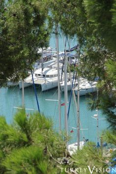 Yachts in Kusadasi - Follow us and you will follow your dreams: http://www.1worldand1vision.com