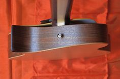Archtops are in general very traditional and thus conservative in their designs. But with new woods, construction techniques, and playing styles, this guitar type is perfect for new ideas and desi… Unique Guitars, Custom Guitars, Archtop Guitar, Acoustic Guitar, Types Of Guitar, Pet Turtle, Guitar Building, Cool Guitar, Cleaning Hacks