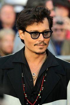 Johnny Depp- that smirk