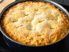 Amerikai almás pite recept Apple Pie, Mashed Potatoes, Deserts, Muffin, Food And Drink, Sweets, Fresh, Cookies, Baking