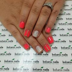 Botanic Nails is my favorite place to get my nails done. Living around the corner is a bonus.