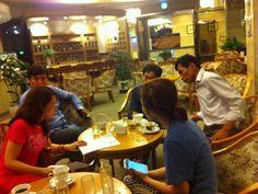 Kyumbie workshop -2 #Kyumbie