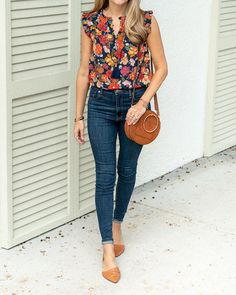 22 look good casual chic spring outfits for women 12 Fashion Mode, Look Fashion, Fashion Outfits, 80s Fashion, Fashion 2020, Korean Fashion, Fashion Ideas, Fashion Tips, Fashion Design