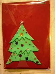 Braille+Christmas+Card+by+BrailleCardsByAmber+on+Etsy,+$5.00