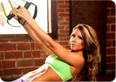 TRX Workout for Beginners - http://weightlossandtraining.com/trx-workout