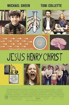 Jesus Henry Christ - what a great movie! And Toni Collette ist awesome as always. <3