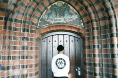 Benibla présente sa collection SS16 dans un lookbook berlinois  #Benibla #streetwear