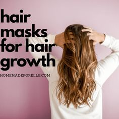 Are you wanting to create a hair mask for hair growth? Check out these simple hair growth recipe ideas here. Easy and simple to do!