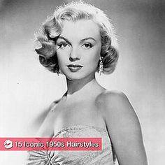 1950 s girls hair styles