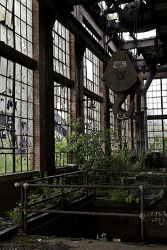 Pat Gavin Photography: Blue Coal's Huber Coal Breaker in Ashley, Pa. I...
