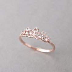 Princess Tiara Ring Rose Gold Anel de TiaraTiara (disambiguation) A tiara is a form of crown. Tiara may also refer to: People with the name Tiara include: Cute Rings, Pretty Rings, Beautiful Rings, Simple Rings, 15 Rings, Unique Rings, Cute Jewelry, Jewelry Rings, Silver Jewelry