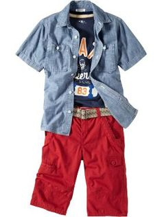 #1 - My Boys love Old Navy clothes for back to school comfort and style. I like them because they are affordable! #momselect #backtoschool