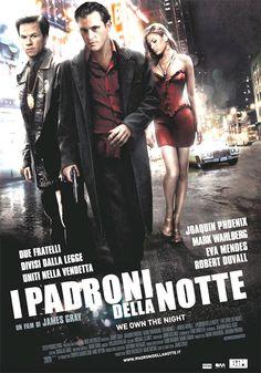 Un film di James Gray con Joaquin Phoenix, Mark Wahlberg, Robert Duvall, Eva Mendes. Un poliziesco metropolitano con un sempre grande Robert Duvall.