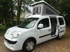 2011 (11)reg Renault Kangoo 1.6 16v Automatic camper day van with elevating roof