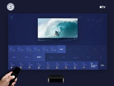 World Surf League for the Apple TV