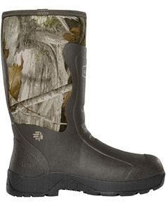 "LaCrosse Men's Alpha Mudlite 14"" Next G-1 Hunting Boots  http://www.countryoutfitter.com/products/51792-mens-alpha-mudlite-14-next-g-1-hunting-boots"