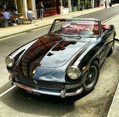 Ferrari #ferrarivintagecars