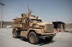 General Dynamics Cougar 4X4 — RANGE R.A.T.S.