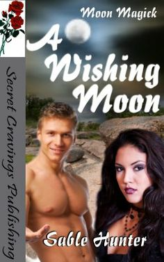 A Wishing Moon (Moon Magick 1)