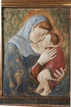 Madonna Pazzi, copia di bottega