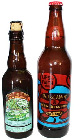 Beer of the Week: The Lost Abbey/ New Belgium: Mo Betta Bretta and Brett Beer.
