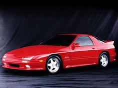Mazda RX-7 GXL Kaminari Aero Kit (1985 – 1992).