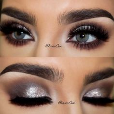 Smokey eye look is the perfect suggestion for the night out if your goal is to outshine everyone!
