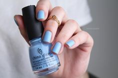 China Glaze - Don't Be Shallow