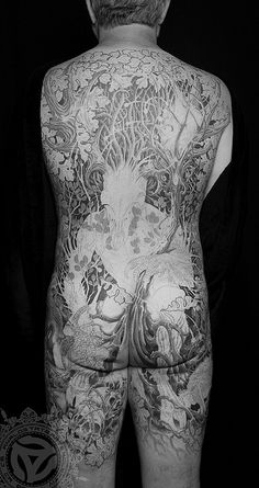 Adrian Lee - Analog Tattoo Arts Kolectiv