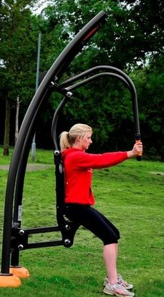 Wicksteed's NEW Outdoor Fitness Equipment. The Fitness Legacy Zone has been completely redesigned to comply with the most up to date Safety Standard.