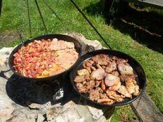 Paella, Grilling, Cooking Recipes, Ethnic Recipes, Food, Crickets, Chef Recipes, Essen, Eten