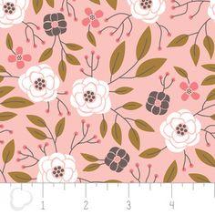Alisse Courter - Magnolia - Flowers in Light Pink