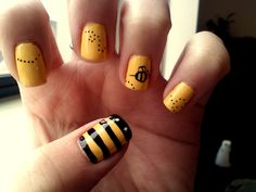It would be awesome if I could do this to my own nails