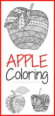 Coloring Pages for Adults or Kids Awesome Apple Coloring Pages for Adults or Kids!Awesome Apple Coloring Pages for Adults or Kids! Apple Coloring Pages, Colouring Pages, Coloring Pages For Kids, Coloring Books, School Coloring Pages, Fairy Coloring, Kids Coloring, Adult Coloring, September Crafts